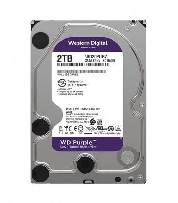 HDD 2t wd purple